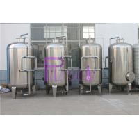 China Bottle Mineral Water Treatment System Ultrafiltration Hollow Fiber Membrane on sale