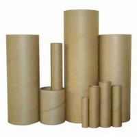 Custom Printed Cardboard Packaging Tubes For Firework , Offset Printing Manufactures