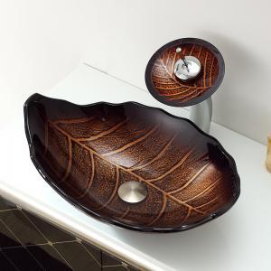 art glass wash-basin, slumped glass wash-basin Manufactures