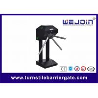 Semi-automatic Vertical - type Tripod Turnstile Iron With Powder