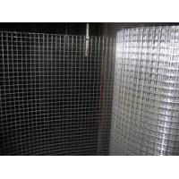 Hot Dipped Galvanized Welded Wire Screen 12.7mm Double Zinc Coating For Maximum Rust Manufactures