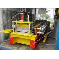 Customized Standing Seam Roll Forming MachineWith Cr12 Steel Cutting Blade Manufactures