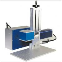 Portable Laser Engraving Machine For Jewelry , Handheld Laser Marker Blue Color Manufactures