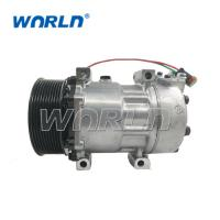 Auto AC 7H15 Compressor For Scania Truck 10PK 7H15 1531196 1888032 24V Air Conditioner New Model Manufactures