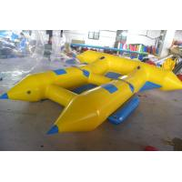 Customize Inflatable Flying Fish Boat for 4 Rides Ocean Adventure Sport Manufactures