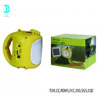Camping Solar LED Outdoor Landscape Lighting Solar Hand Lamp 35000-50000 Hrs Manufactures