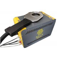 Buy cheap Customized Length Fusion Welding Machine , Yellow Pipeline Welding Machines from wholesalers