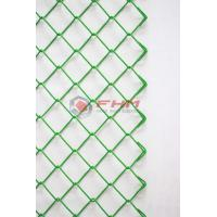 Professional Supplies of Vinyl Coated Chain Link Fence Wholesale 9 Gauge Wire