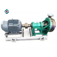 Anti Corrosive Chemical Processing Pump , Centrifugal Chemical Circulating Pump Manufactures