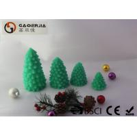 China Wax Material Electric Christmas Tree Candles Warm White Light on sale
