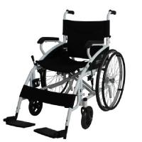 big wheel manual wheel chair for disabled people SLY117 Manufactures