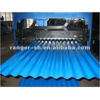 Corrugated Sheet Forming Machine Made Manufactures