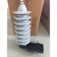 10KA 27kv  Polymer Lightning Arrester Used In Substation Without Gaps Manufactures