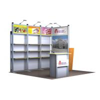 Lightweight Portable TradeShow Booths Manufactures