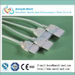 Utah DPT cable ,Utah disposable pressure transducer cable,PVC material Manufactures