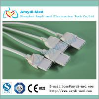 Buy cheap Utah DPT cable ,Utah disposable pressure transducer cable,PVC material from wholesalers