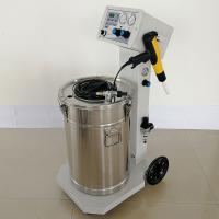 Buy cheap New manual electrodtatic powder coating machine for metal painting JH-606 from wholesalers