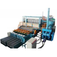 Automated Pulp Molding Machine For Egg Carton / Apple Tray Making Manufactures