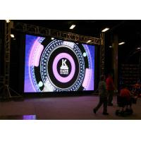 Quality P3.91 P4.81 Indoor Outdoor Full Color 500mmx500mm 500mmx1000mm Size LED Screen for sale