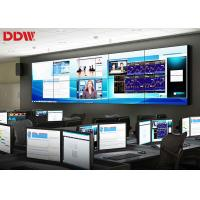 DDW Digital Samsung Video Wall Screens / Bright Outdoor 3x2 Video Wall Manufactures