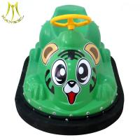 Hansel playground equipment led light kids led light plastic toy bumper car Manufactures