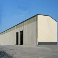 factory warehouse prices prefabricated Steel structure prefab steel building with Q345, Q235 etc Manufactures