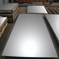 China JIS SUS 321 Stainless Steel Plates , 4x8 SS Sheet , 430℃ - 900℃ For Construction Field on sale
