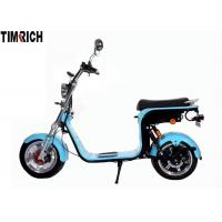 1500 Watt Pedal Assist City Coco Electric Scooter EEC 60V TM-TX-13-E High Speed Manufactures