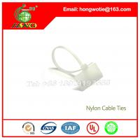 0.10 inch x 4 inch, Identification Cable marker Tie, Nylon tie,  100PCS per bag Manufactures
