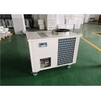Rotary Compressor Portable Evaporative Air Cooler Small Spot Cooler Simple Operation Manufactures