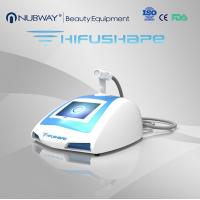 China Most popular and latest HIFU Cavitation Lipolysis Body Shaping slimming machine on sale