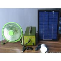 Quality Small Solar Power System / Solar Mobile Power Supply Box for sale