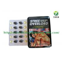 China Street Overlord Male Sex Enhancer Pills For Improving Men Sexual Energy on sale