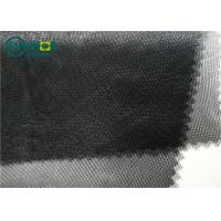 China 100% Polyester Knitted Venice Woven Interlining For Garment Accessories on sale