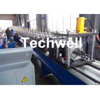 Shelf Roll Forming Machine / Cable Tray Forming Machine for Steel Rack, Steel Shelf Manufactures