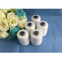 Wrinkle resistance 100% Polyester Bag Closing 10s/3/4 Sewing Thread for Clothes Factory Manufactures