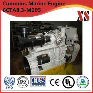 China Cummins M205 Marine Engine 6CTA8.3-M205 Engine on sale