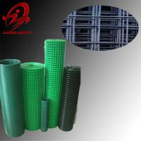 Buy cheap 2x2 pvc coated welded wire mesh(manufacture. high quality. low price) from wholesalers