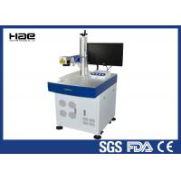 Professional Cold Marking Green Laser Marking Machine For Medical Instrument Manufactures