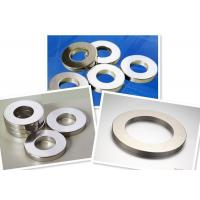 Cast Shape Customized Ring Neodymium Magnet Wtih Corrosion Resistance Manufactures