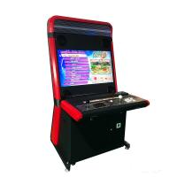 China Electronic Simulator Fighting Game Machine 32 Inch For Amusement Park on sale