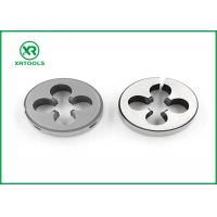 Customized Size Thread Cutting Dies , Left Hand Dies For Making Outer Threads Manufactures