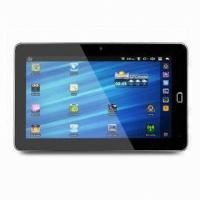 China TD-SCDMA / CDMA2000 IEEE 802.11 b/g mini Google Android Touchpad Tablet PC / umpc tablet pc on sale