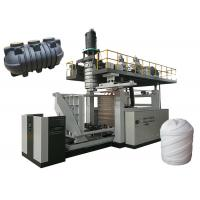 High Performance Water Tank Blow Molding Machine 3000L Capacity Five Layers Manufactures