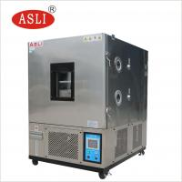 TH-408C 408L Temperature Humidity Chamber / Thermostatic Cycling Environmental Weather Simulation Test Machine Manufactures
