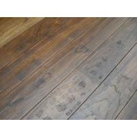 15mm T&G Solid Natural White Oak Wooden Flooring Manufactures