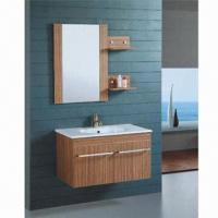 Buy cheap Bathroom Vanity/Cabinet, Various Colors are Available from wholesalers