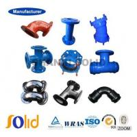 ISO2531 BSEN545 BSEN598 ductile iron pipe fittings Manufactures