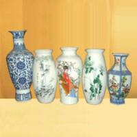 China Antique Chinese Porcelain Vases on sale