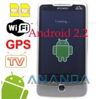 Android Mobile Phone,Android 2.2 Phone,WiFi Mobile Phone Manufactures